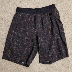 """Mens Lululemon core shorts size large. 11"""" inseam"""